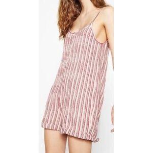 Zara Size S Mini Pink Strappy Romper